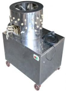 Перосъёмная машина для перепелов NT400A